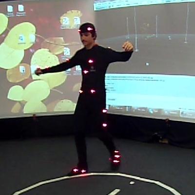 Dance Motion Capture Database